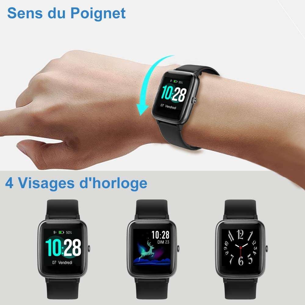 MONTRE CONNECTEE YAMAY