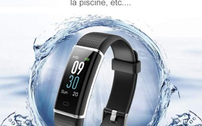Montre connectée Willful: Fitness Tracker SW352