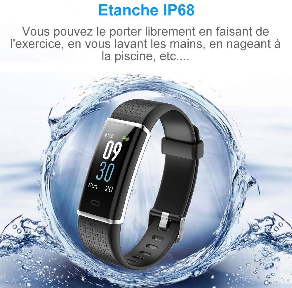 montre connectée willful