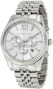 Michael Kors Silver Lexington