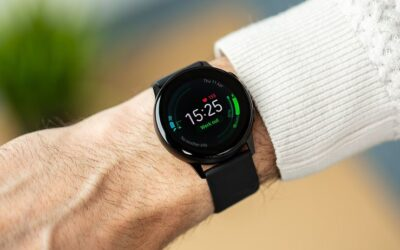 Comparatif montre connectée sport 2020