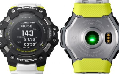 Montre Casio G-shock Solaire: Tough Solar